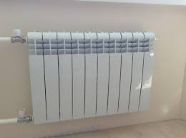 Биметаллические радиаторы, принцип совмещения двух металлов