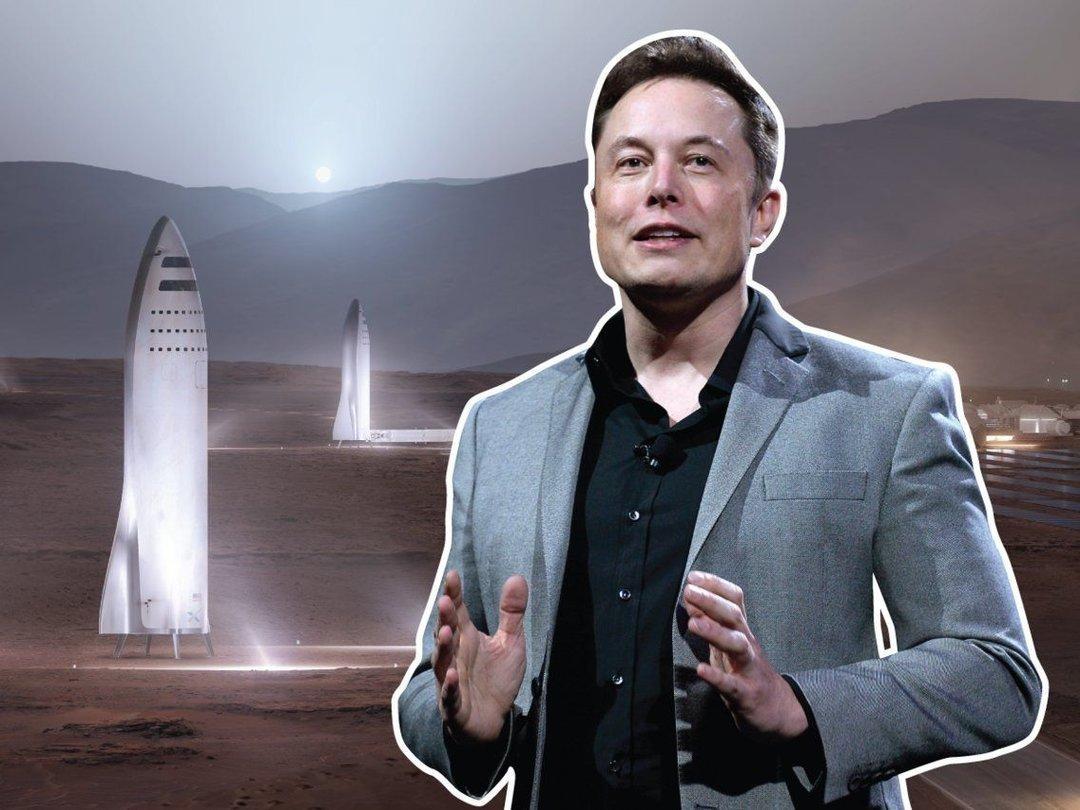 Маск рассказал, почему космос надо покорить быстрее