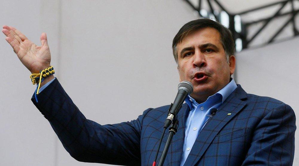 Саакашвили заочно приговорили к 6 годам лишения свободы