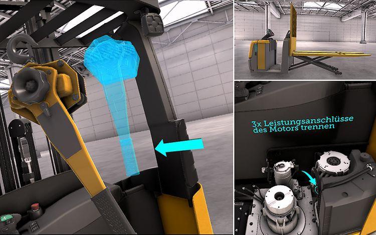 Программа обучения персонала Jungheinrich в виртуальной реальности награждена на премии Immersive Learning Award