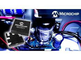 MIC2877 — новый 10 W повышающий DC-DC в корпусе 2х2 мм от Microchip