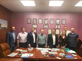 Компания LEDNIK и АО АМИРА обсудили будущее взаимодействие по совместным проектам