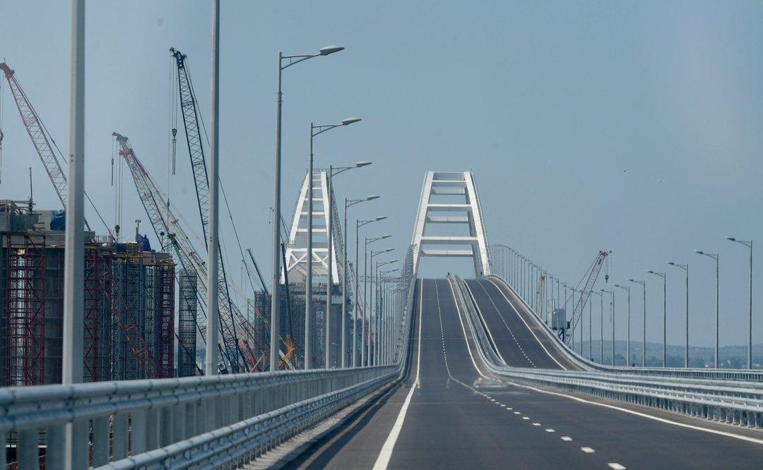 Евросоюз ввел санкции против российских компаний за строительство Крымского моста