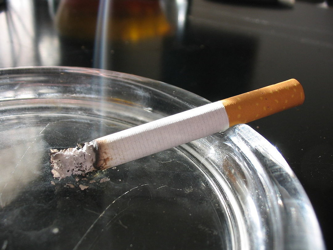Объем рынка сигарет в Украине упал на 10%