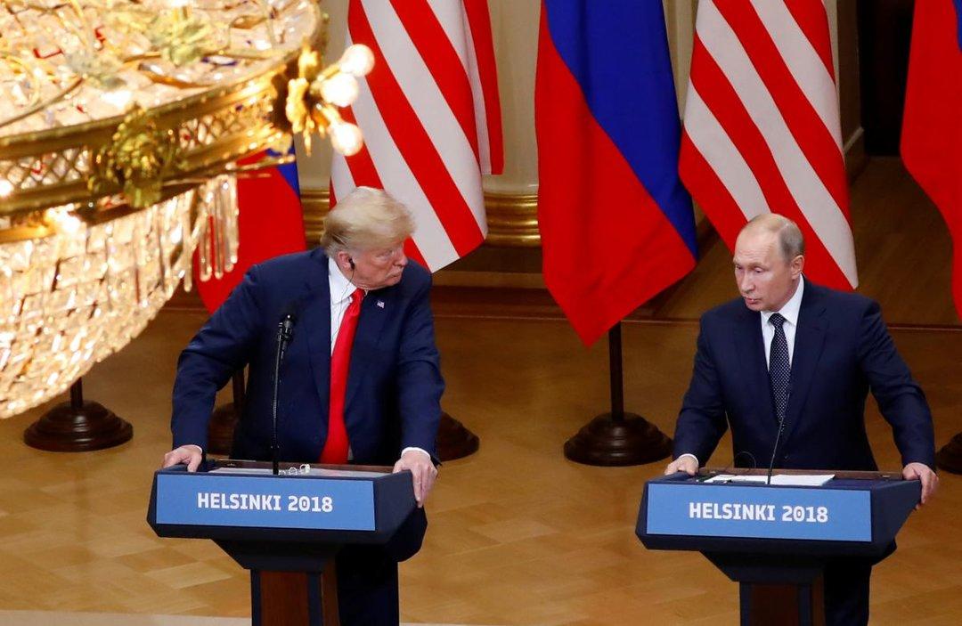 Трамп не исключил личной ответственности Путина за вмешательство в американские выборы