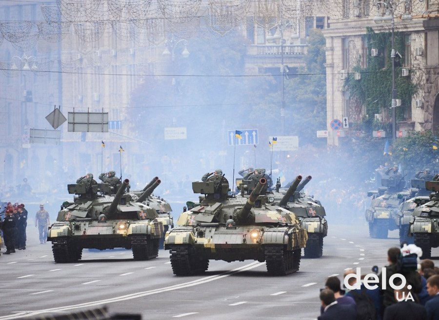Украинские военные взяли под контроль еще один населенный пункт на Донбассе — Тымчук