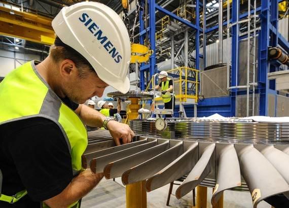 В России ищут замену импортным газовым турбинам