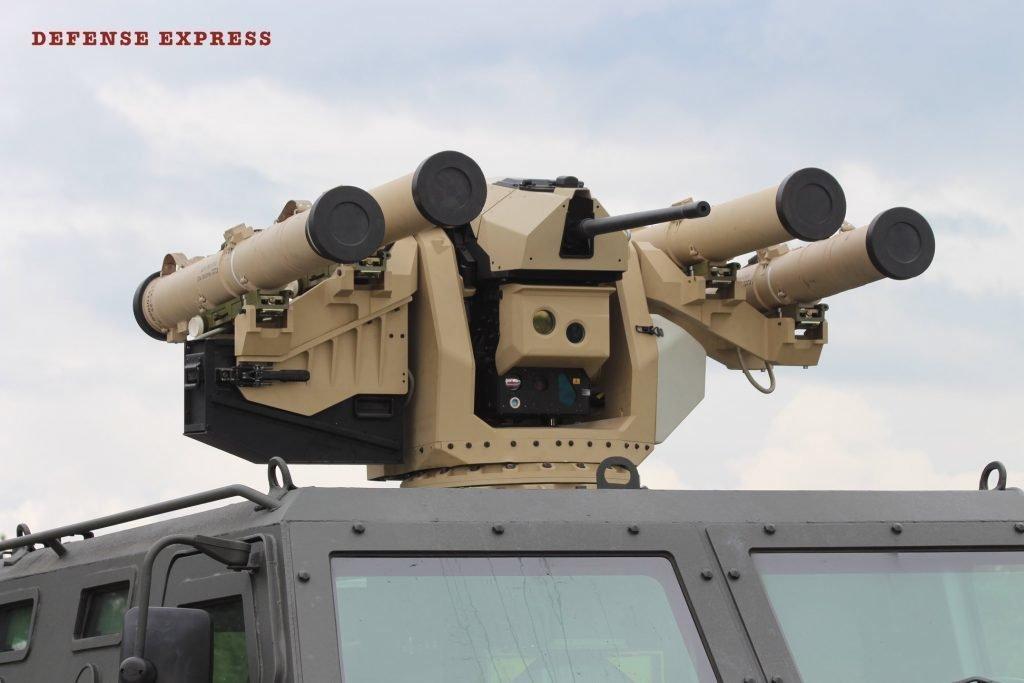 В Украине испытали боевой модуль, созданный совместно с турецкой Aselsan (фото)