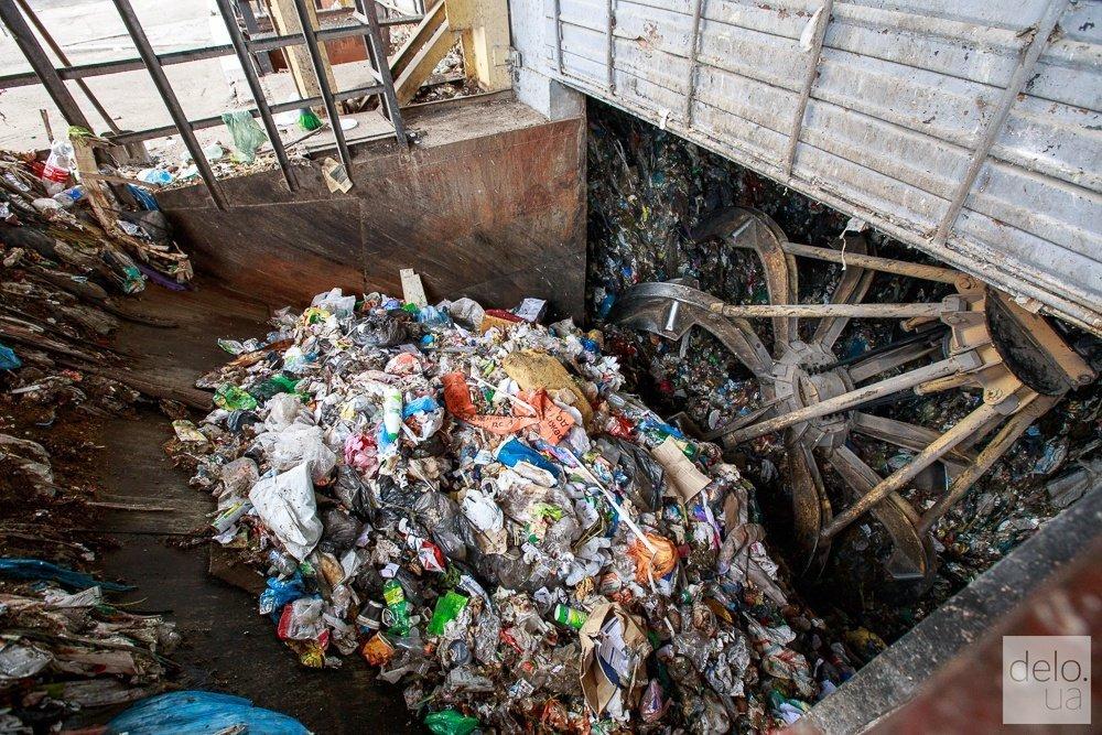 В Житомире появится завод по переработке отходов