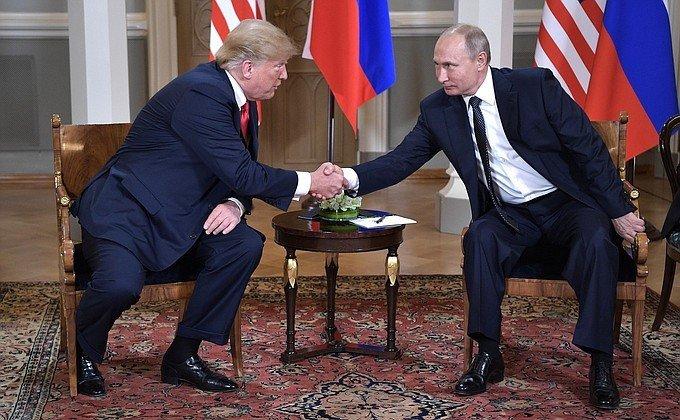 Путин о встрече с Трампом: Стали лучше понимать друг друга, я Дональду за это благодарен