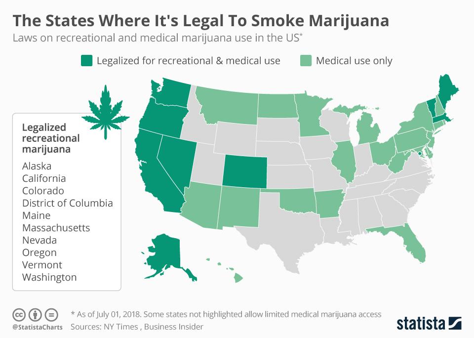 В Грузии отменили наказание заупотребление марихуаны