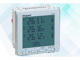 Компания Legrand обновила мультиметры EMDX3