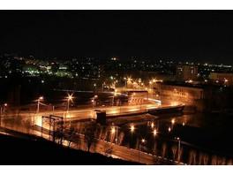 В Нижнем Тагиле построят новую систему городского освещения