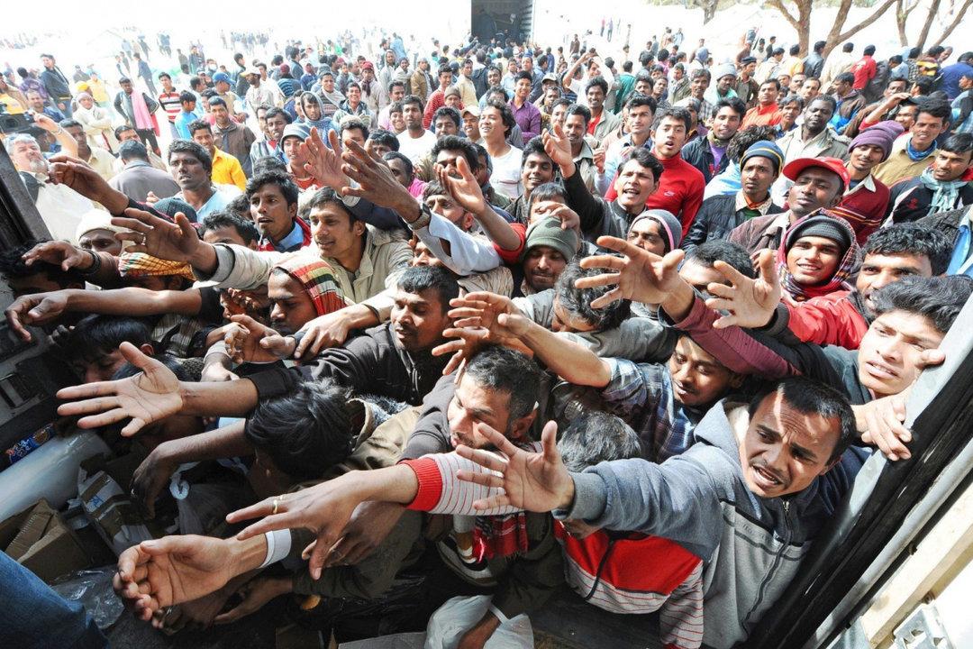 Меркель обещает, что наплыв беженцев масштаба 2015 в Германии не повторится