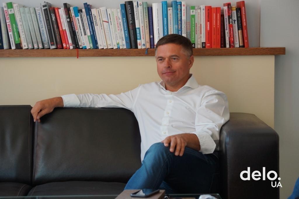 Цель в ближайшие 5-7 лет войти в топ-3 в Европе — основатель Modern-Eхро Петр Пилипюк