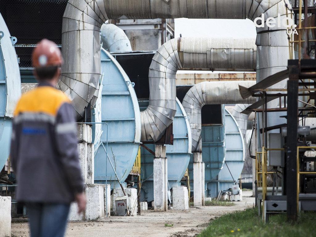 """Цена газа для киевских ТЭЦ действует до конца августа — """"Укрнефтобурение"""""""