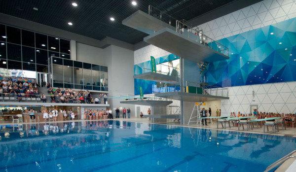 Чемпионат Европы по прыжкам в воду в 2019 году пройдет в Киеве