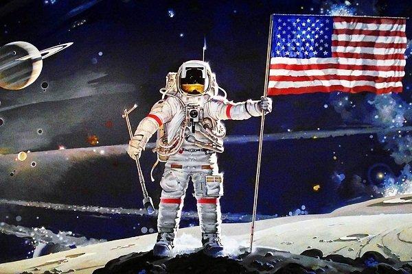 До 2020 года США создадут космические силы