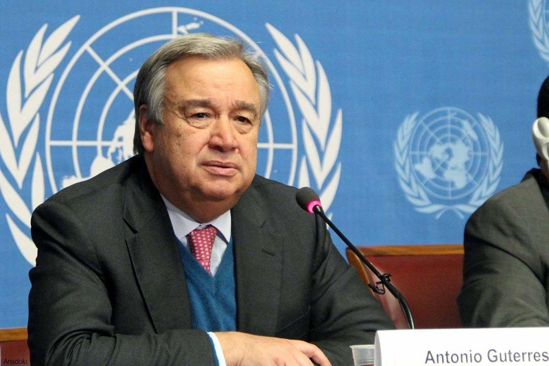 Генсек ООН заявил о готовности содействовать восстановлению мира в Украине