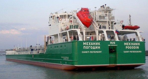 Российские судовладельцы приостановили перевозку грузов в Украину