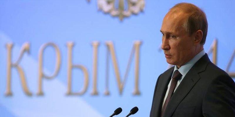 Путин подписал закон, объявляющий украинские лицензии на недра в Крыму недействительными