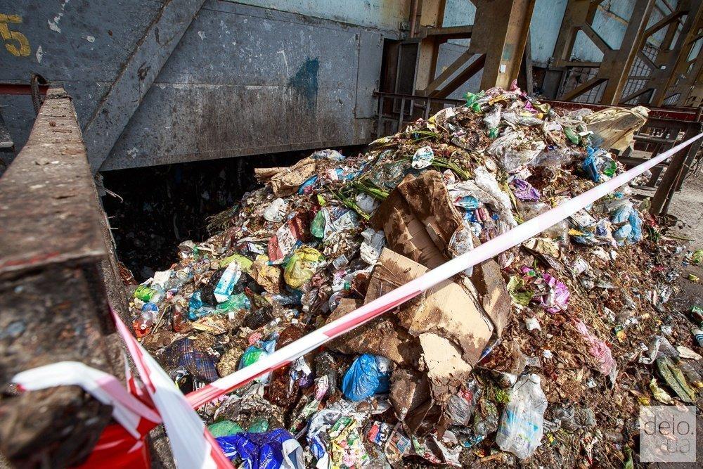 В Киеве стартовал конкурс на строительство завода по переработке мусора