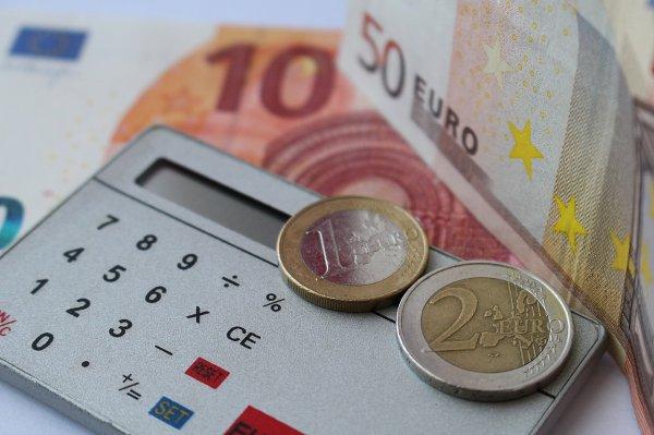 Биржевые курсы евро и доллара возросли на четверть рубля