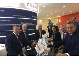 Группа Legrand принял активное участие в Восточном Экономическом Форуме