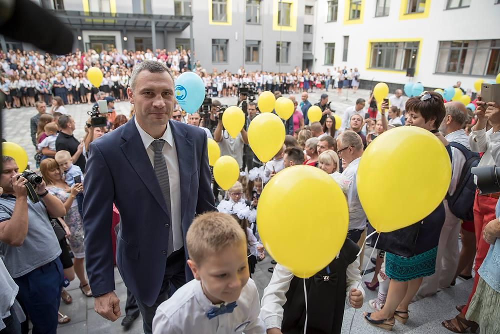 В Киеве открыли первую смарт-школу в стране (фото)