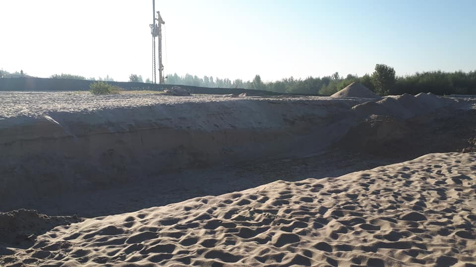 """Кровь и пот Осокорков: Что происходит вокруг строительства ЖК """"Патриотика на озерах"""""""
