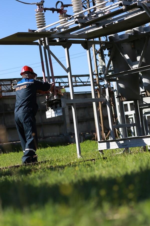 Амурские электрические сети строят новые энергообъекты для ТОР «Белогорск»