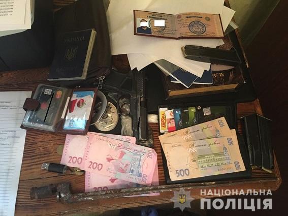 """В Никополе задержали членов банды """"Белое братство"""" (фото)"""