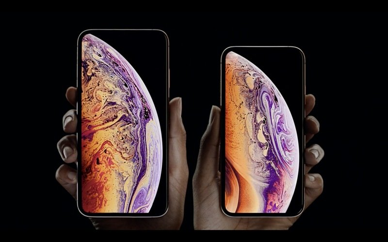 Акции Apple упали на фоне презентации новых iPhone