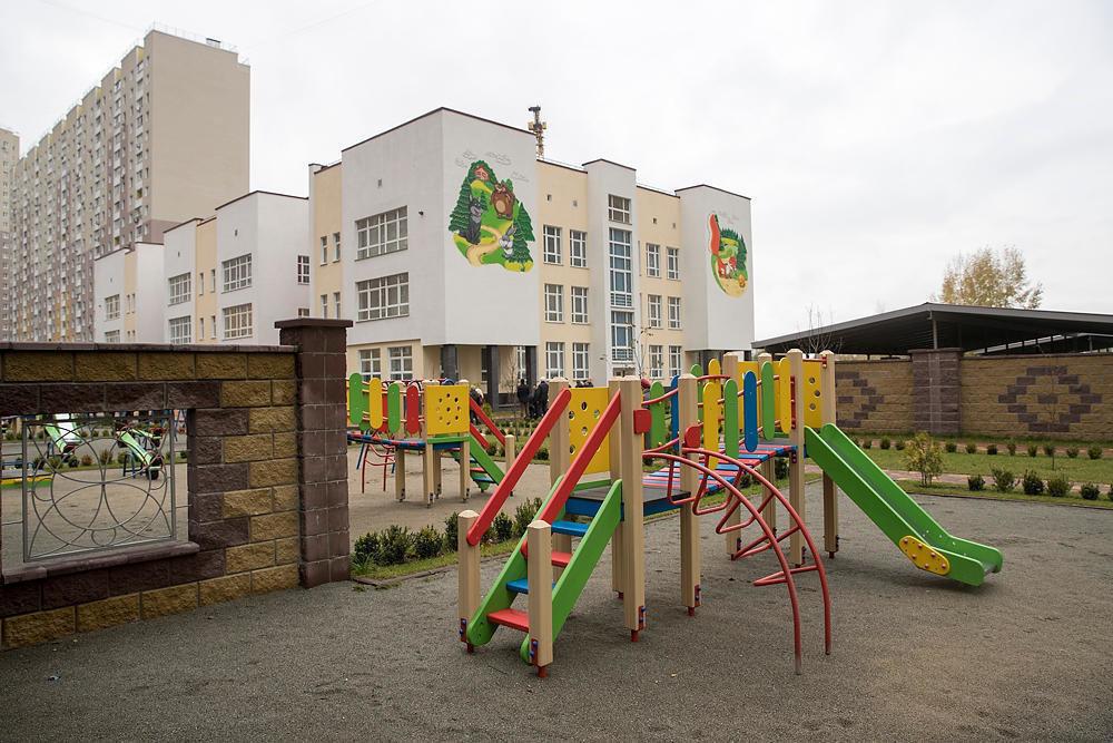 В Украине могут запретить сдавать в эксплуатацию жилье без детсадов, школ и поликлиник