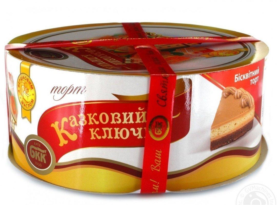 """""""Киевхлеб"""" продолжает судиться с Roshen за красную ленточку на тортах"""