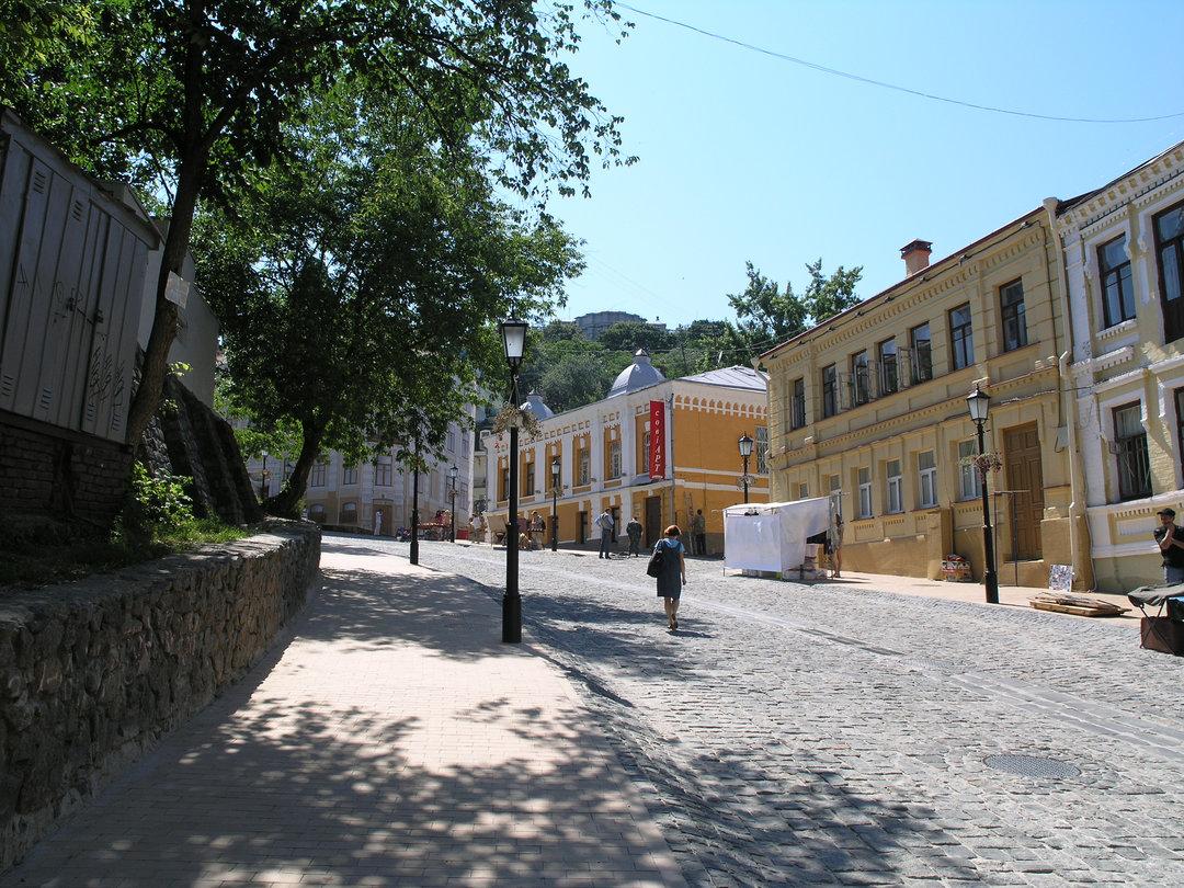Киевсовету через суд вернули здание на Андреевском спуске
