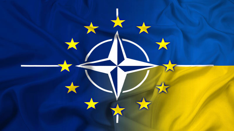 Опубликован текст законопроекта изменений в Конституцию о стремлении Украины в ЕС и НАТО