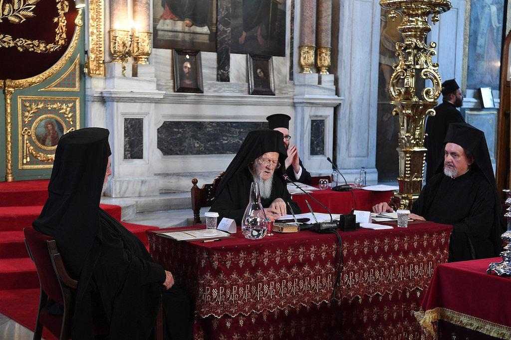 """Патриарх Варфоломей назначил своих """"послов"""" в Украину"""