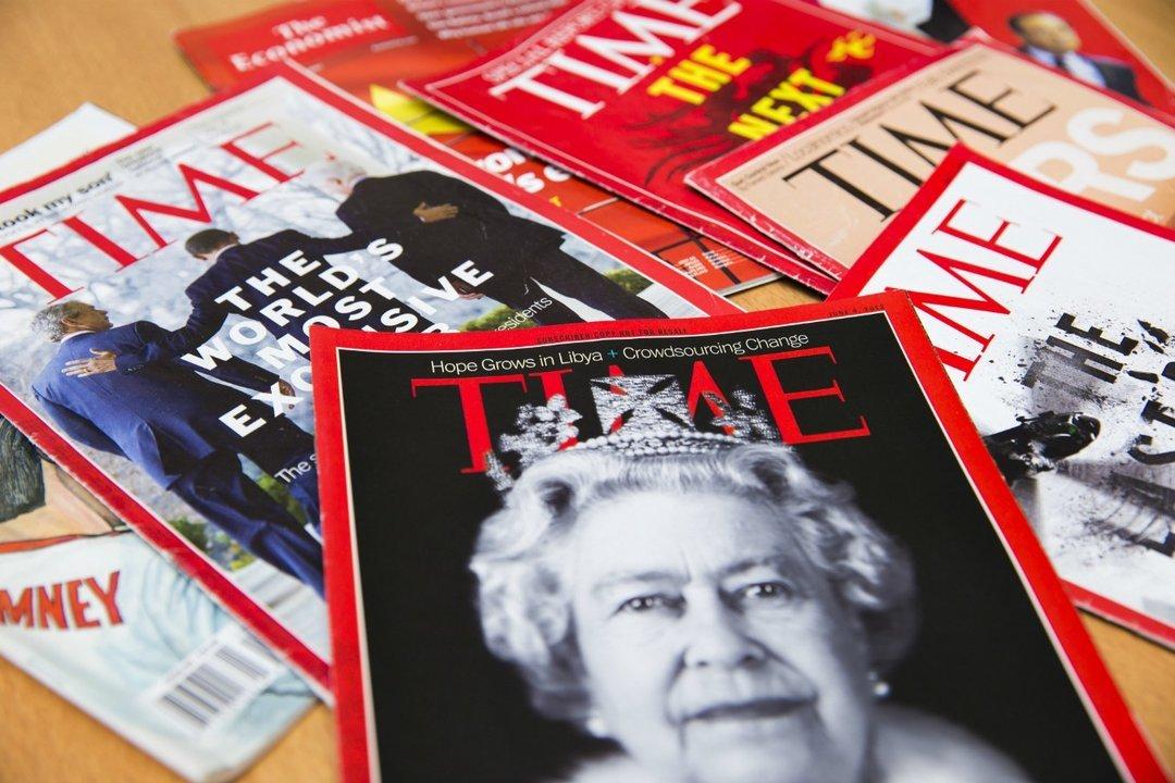 Супружеская чета Бениофф приобрела журнал Time за $190 млн