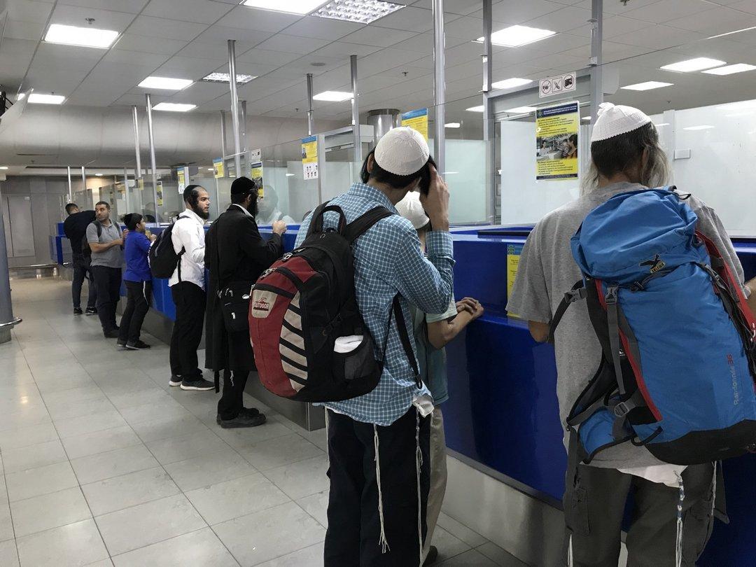 В Украину прибыло 28 тысяч хасидов — Госпогранслужба