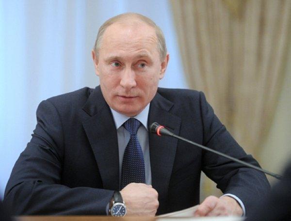 Путин принял репатриацию валютных средств от нерезидентов