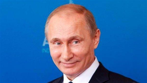 Путин заработал в 2017 году 18 млн рублей
