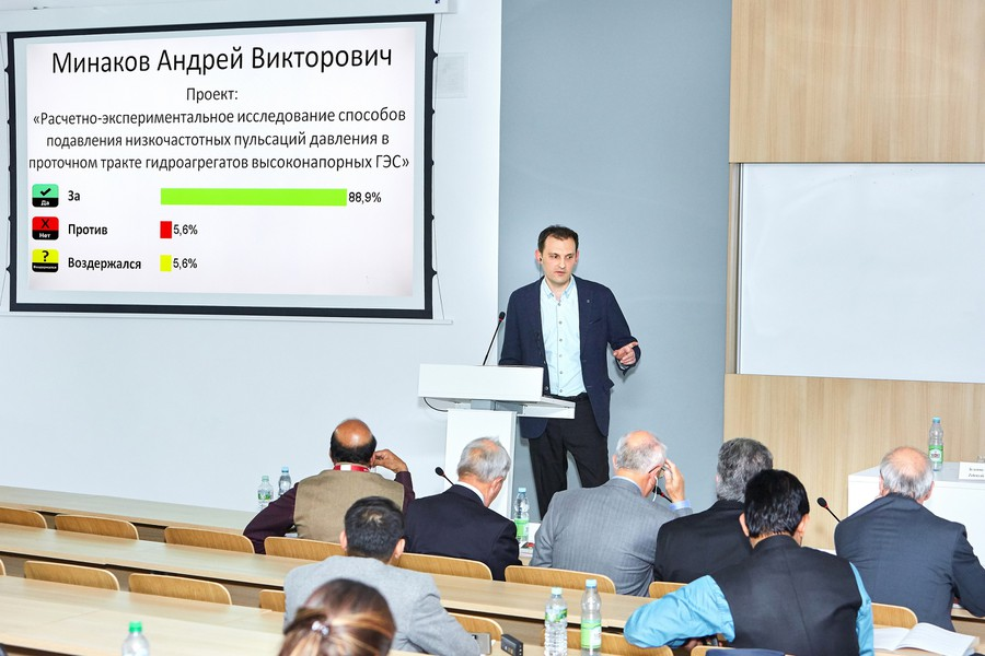 Научно-практический симпозиум «Глобальной энергии» состоялся в НИУ «МЭИ»