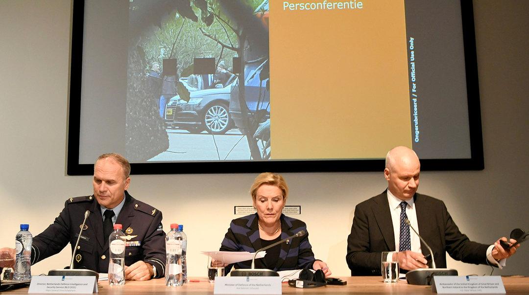 Глава Минобороны Нидерландов признала, что страна ведет кибервойну с Россией