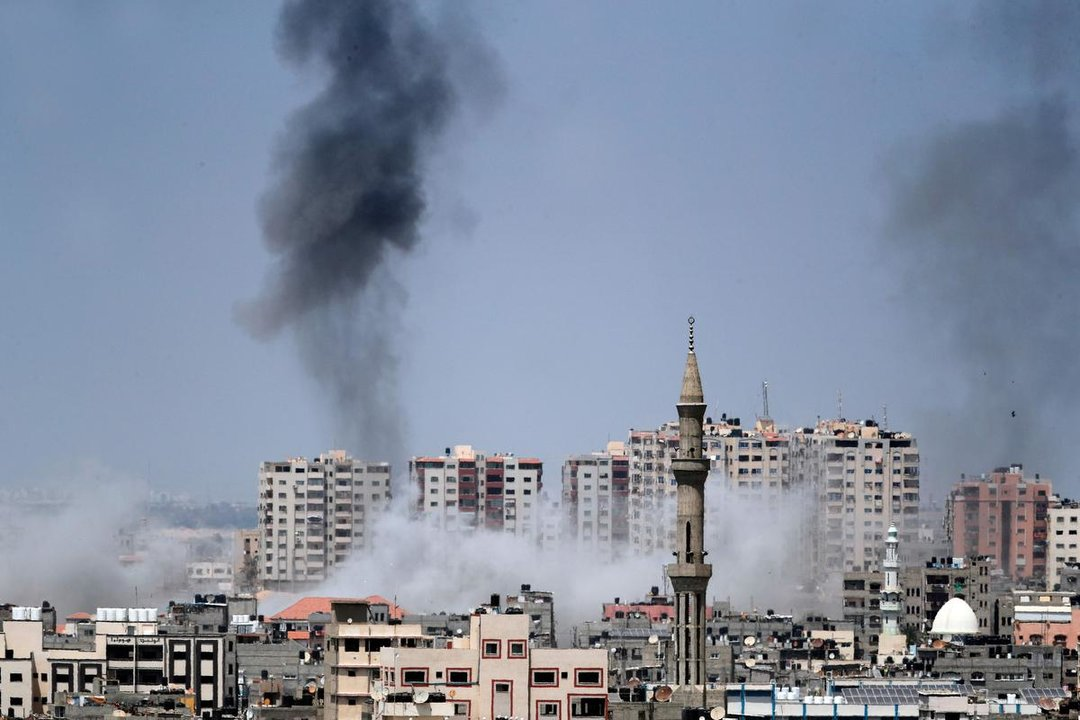 Израиль ударил по сектору Газа