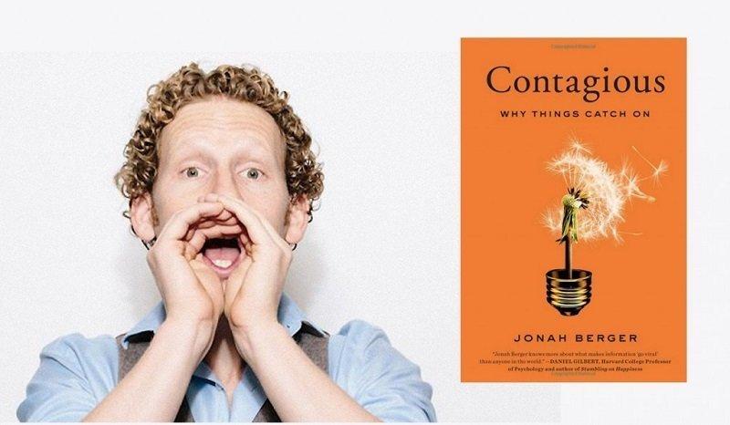 """Как создать контент, который будут пересылать: о """"Заразительном"""" Йоны Бергера"""
