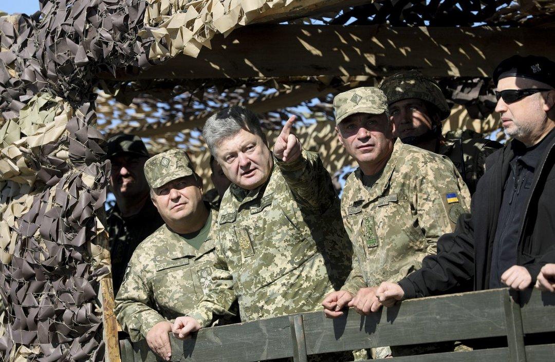 Вступило в силу решение СНБО о защите интересов в Черном и Азовском морях