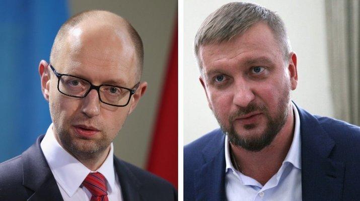 Суд обязал НАБУ открыть дело против Яценюка и Петренко