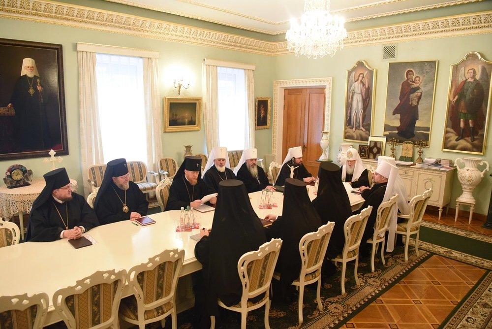 УПЦ КП утвердила титул для предстоятеля Филарета