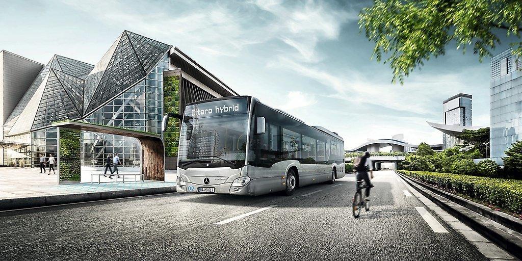 В Евросоюзе решили к 2020 году массово перейти на электробусы
